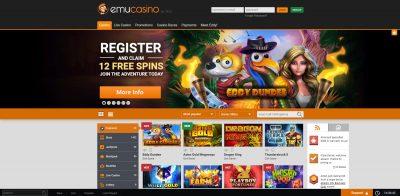 Emu Casino Full Review