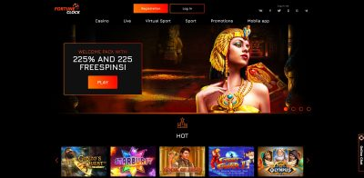 Fortune Clock Casino Detailed Review