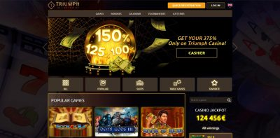 Triumph Casino In-Depth Review
